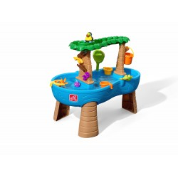 Tropical Rainforest Water Table