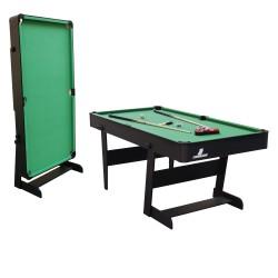 Hustle XL folding Pool Table