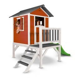 Playhouse Lodge XL (pink/white)