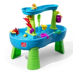 Rain Shower Splash Pond Water Table