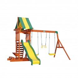 Sunnydale Play Tower incl. swings