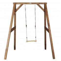 Single swing (brown)