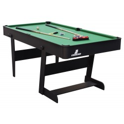 Hustle XL folding Pool Table