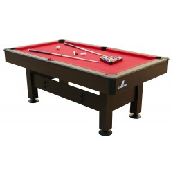 Topaz pool table
