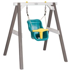 Baby Swing Frame Grey/white