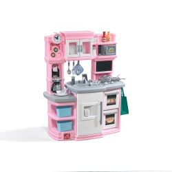 Great Gourmet Kitchen Pink