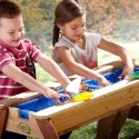 Picnic and sand/water table Nick