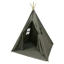 Alba Teepee Tent Grey