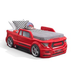 Turbocharged Twin Truck Bed