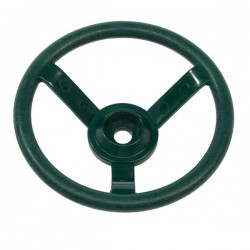 Steering wheel (green)