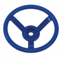 Steering wheel (blue)