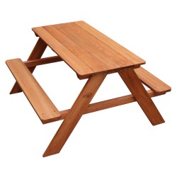Dave Picnic Table Brown