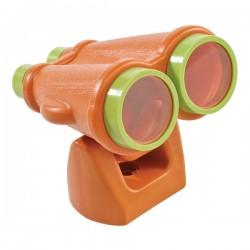 Binoculars (orange/lime)