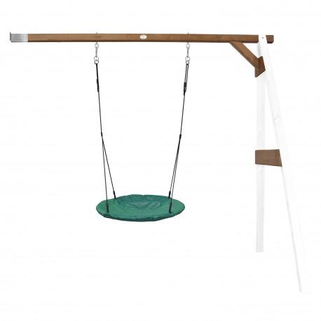 Summer Nest Swing Wall Mount White/brown