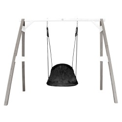 Roxy Nest Swing Grey/white