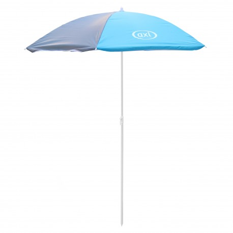 Umbrella ⌀125 cm - Grey/blue
