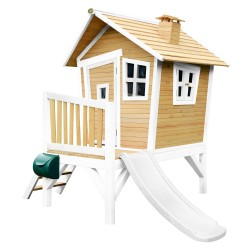 Robin Playhouse Brown/white - White slide