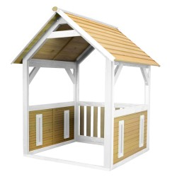 Jane Playhouse Brown/white