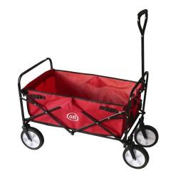 AB100 Foldable Beachwagon Red